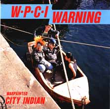 Warpainted City Indian Terror Boogie